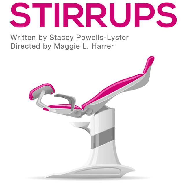 poster for play, Stirrups